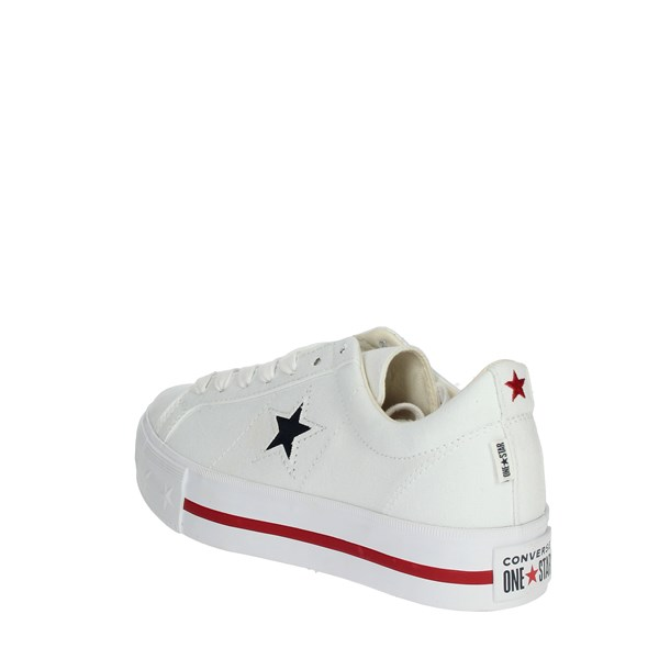 <Converse Shoes Sneakers White 564030C