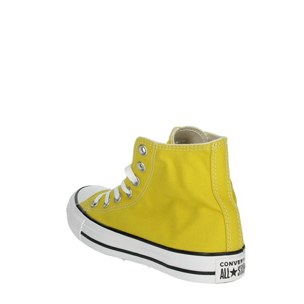 <Converse Shoes Sneakers Yellow 163353C