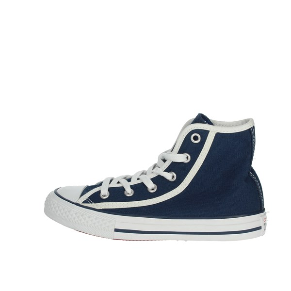 Converse Shoes Sneakers Blue/White 663967C