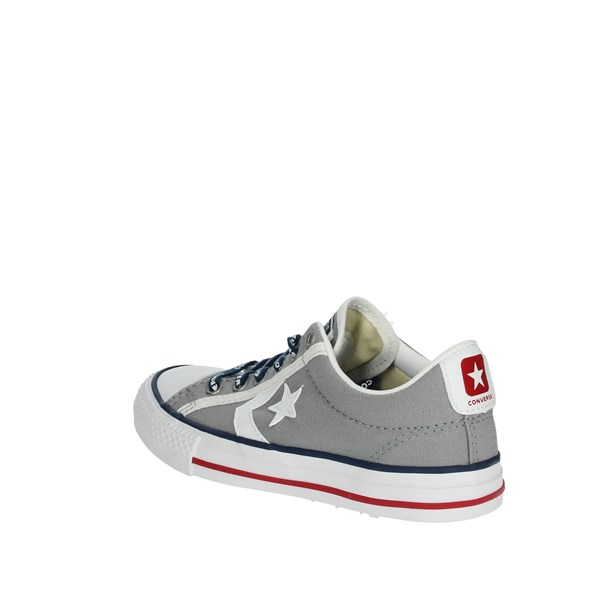 Converse Shoes Sneakers Grey 663991C