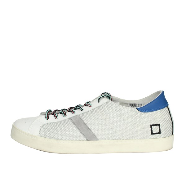 D.a.t.e. Shoes Sneakers White HILL LOW-64