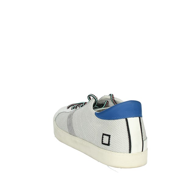 <D.a.t.e. Shoes Sneakers White HILL LOW-64