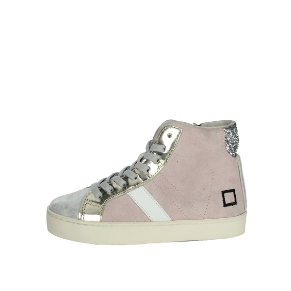 D.a.t.e. Shoes Sneakers Rose HILL HIGH-Z