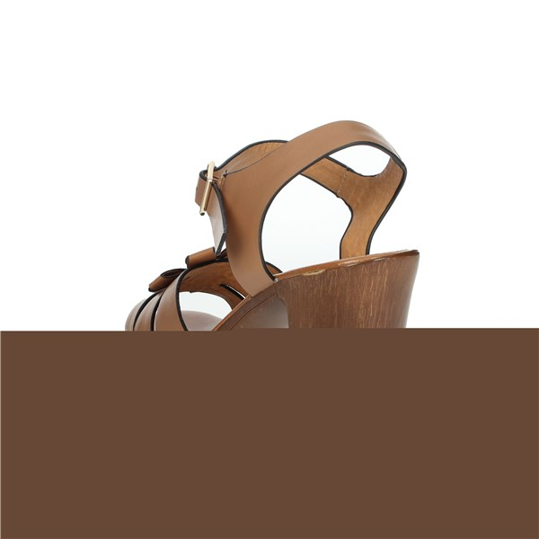 <Repo Shoes Sandals Brown leather 57409-E9