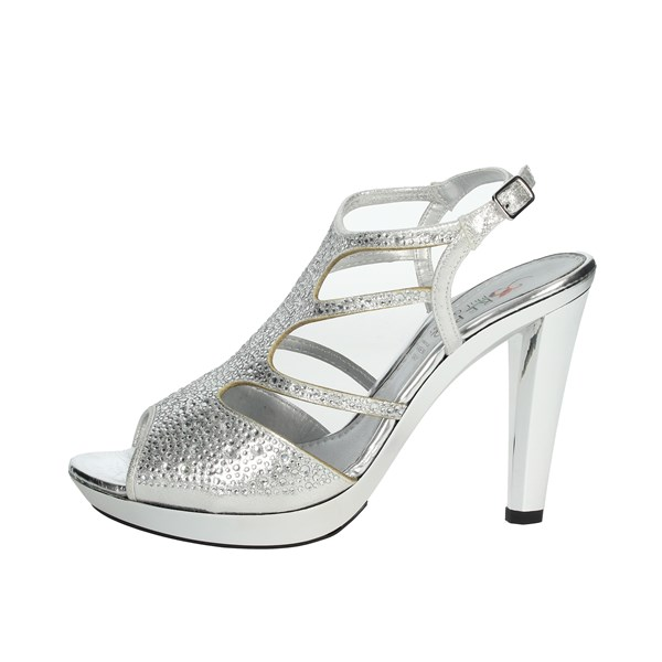 Repo Shoes Sandal Silver 46520-E9
