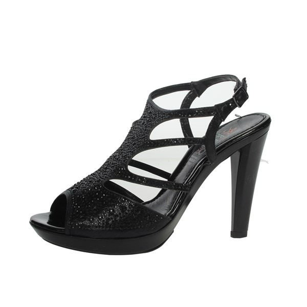 Repo Shoes Sandal Black 46520-E9