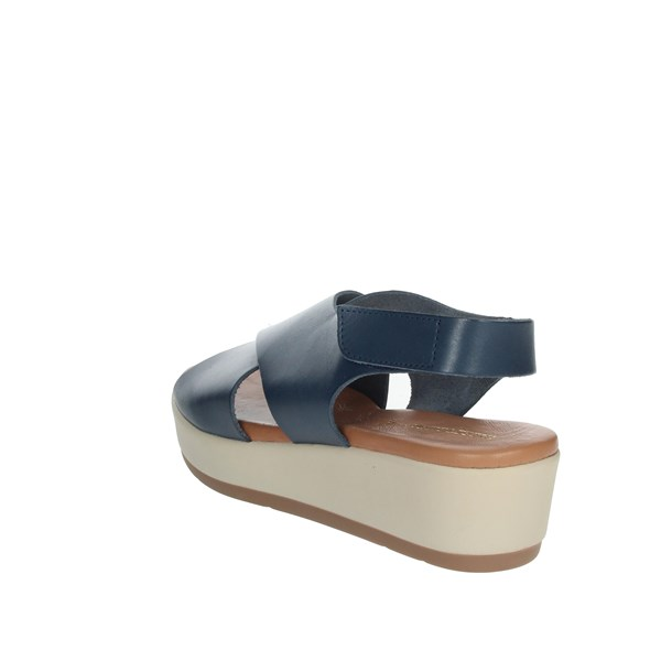 Valleverde Shoes Sandals Blue 34222
