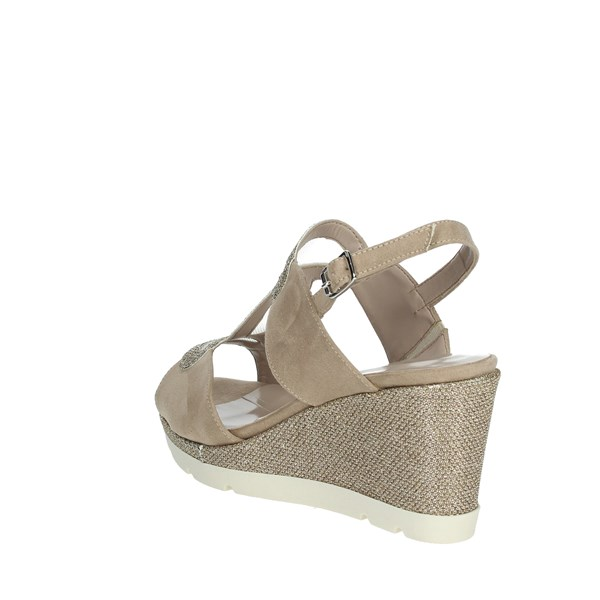 Comart Shoes Sandals Beige 512884