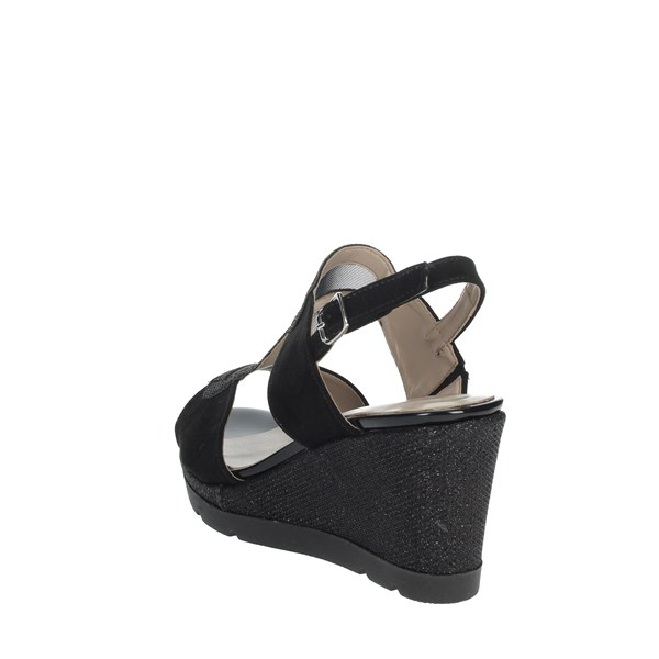 Comart Shoes Sandals Black 512884