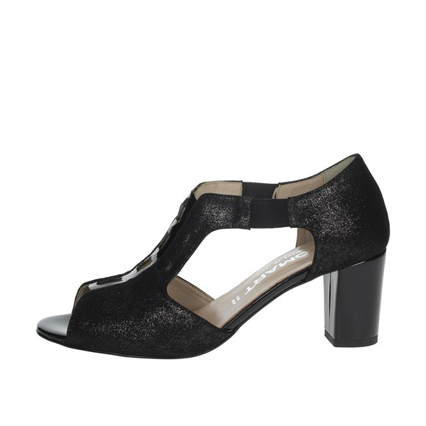 Comart Shoes Heels' Black 542841