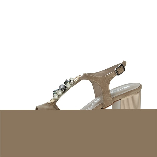 Comart Shoes Sandals Beige 822905