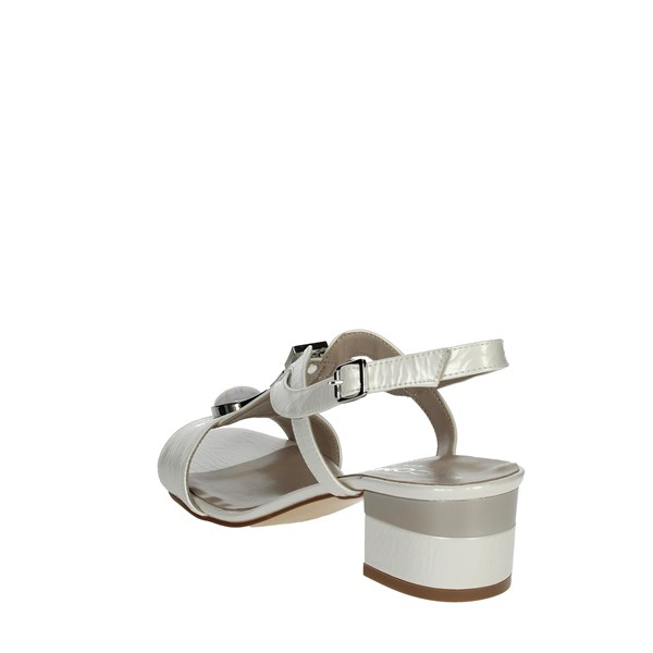 Comart Shoes Sandals White 802849