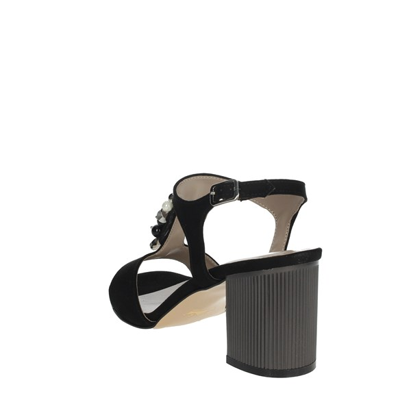 Comart Shoes Sandals Black 822905