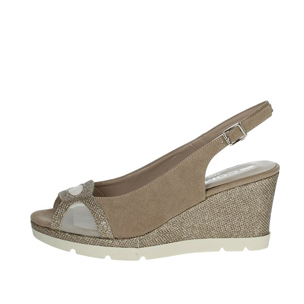 Comart Shoes Sandals Beige 512885