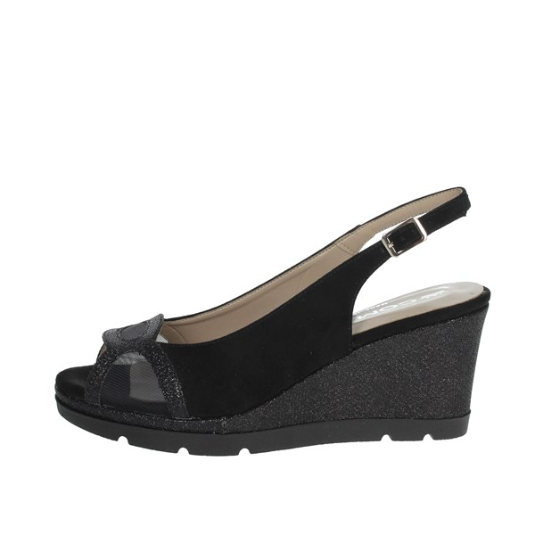Comart Shoes Sandals Black 512885