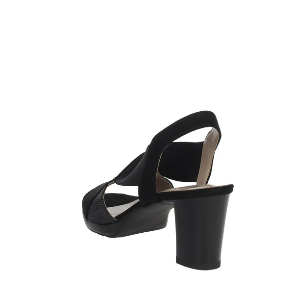 Comart Shoes Sandals Black 772832