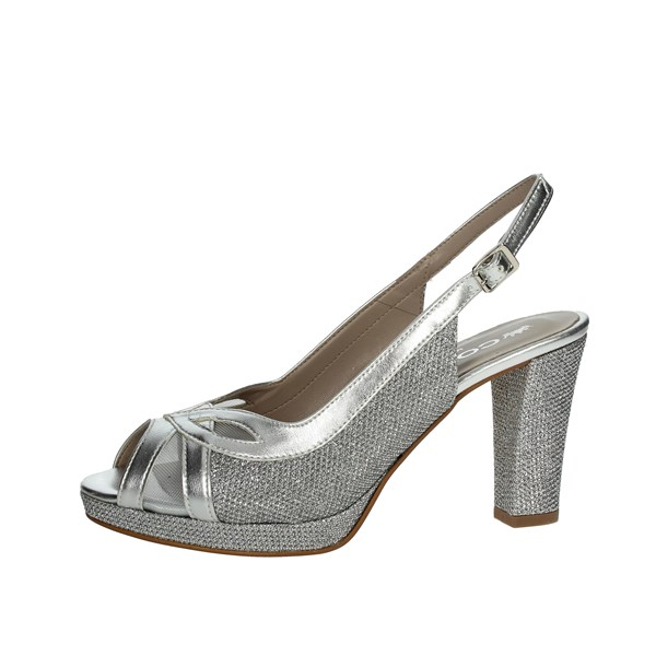 Comart Shoes Sandals Silver 302925