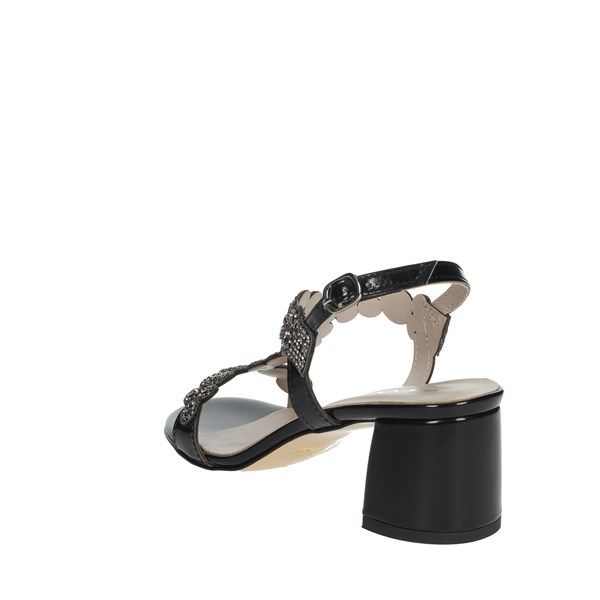 Comart Shoes Sandals Black 903013