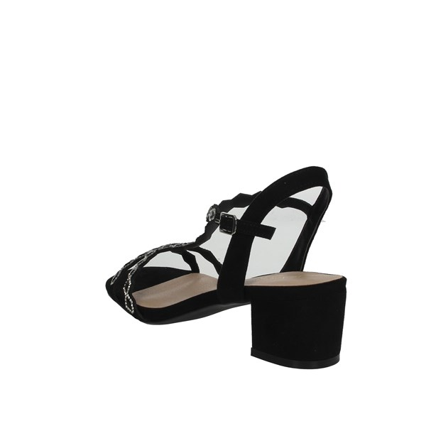 Menbur Shoes Sandals Black 20328 001