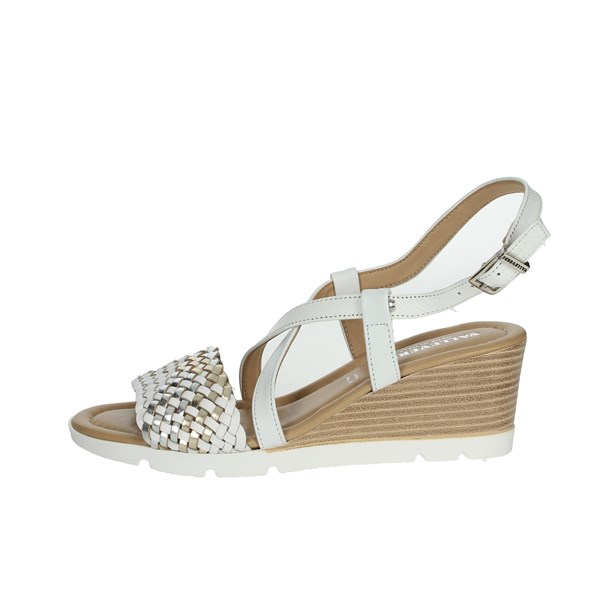 Valleverde Shoes Sandals White 32305