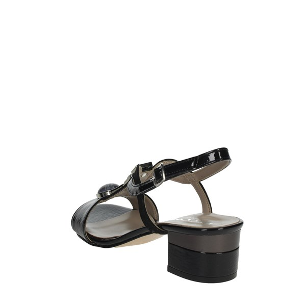 Comart Shoes Sandals Black 802849