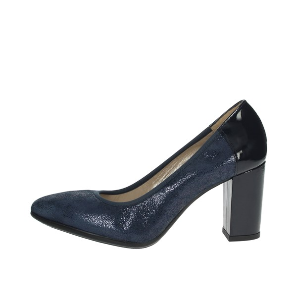 Romagnoli Shoes Pumps Blue B9E1804