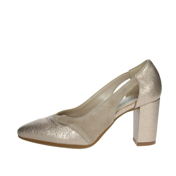Romagnoli Shoes Pumps Beige B9E1701