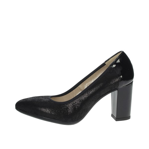 Romagnoli Shoes Pumps Black B9E1804
