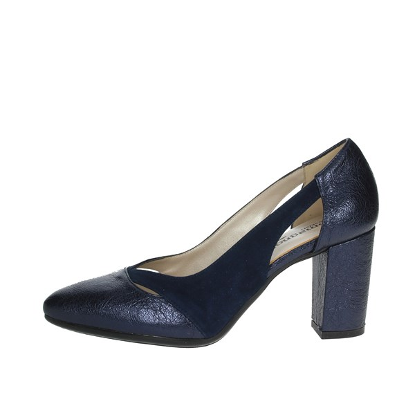 Romagnoli Shoes Pumps Blue B9E1701
