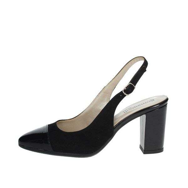 Romagnoli Shoes Pumps Black B9E1750
