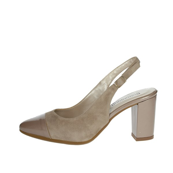 Romagnoli Shoes Pumps Beige B9E1750