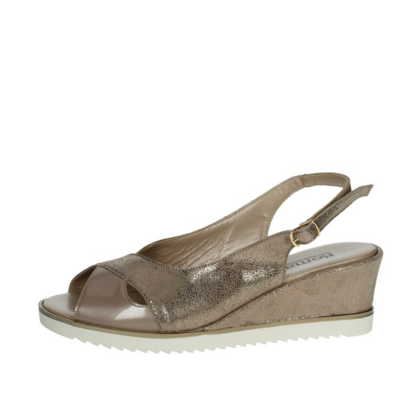 Romagnoli Shoes Sandals Beige B9E7897