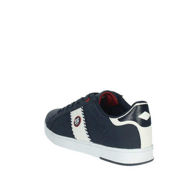 Cotton Belt Shoes Sneakers Blue IN-70