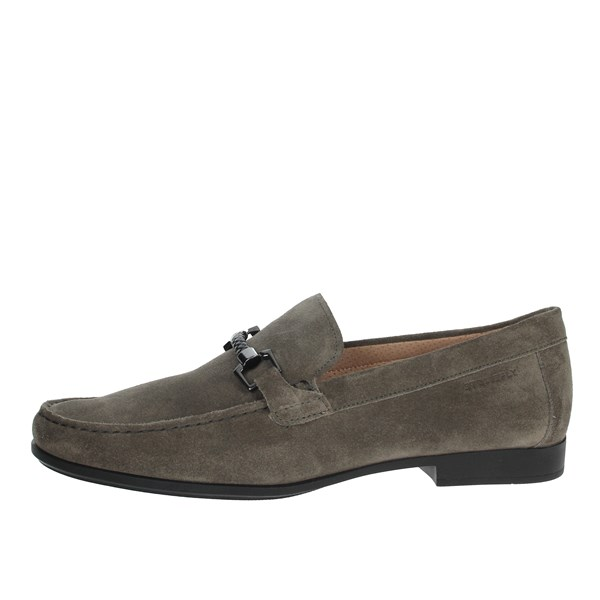 Stonefly Shoes Loafers Grey 110601