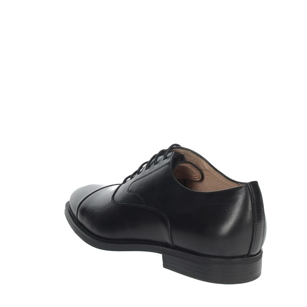 <Stonefly Shoes Ceremony Black 108505