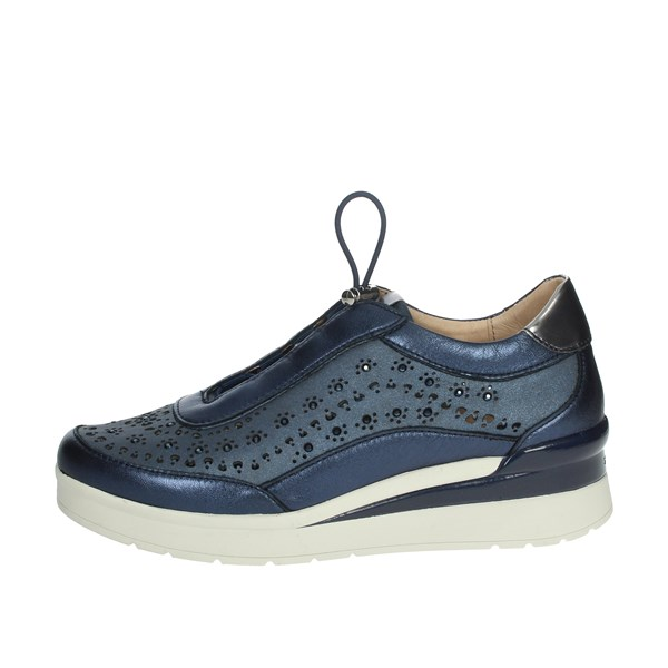 Stonefly Shoes Sneakers Blue 210813