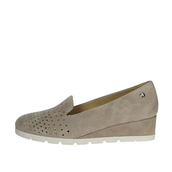 Stonefly Shoes Moccasin Beige 210839