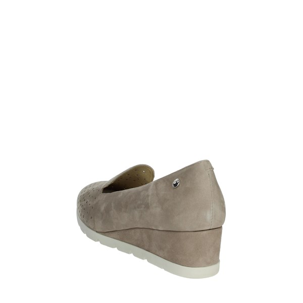 Stonefly Shoes Loafers Beige 210839