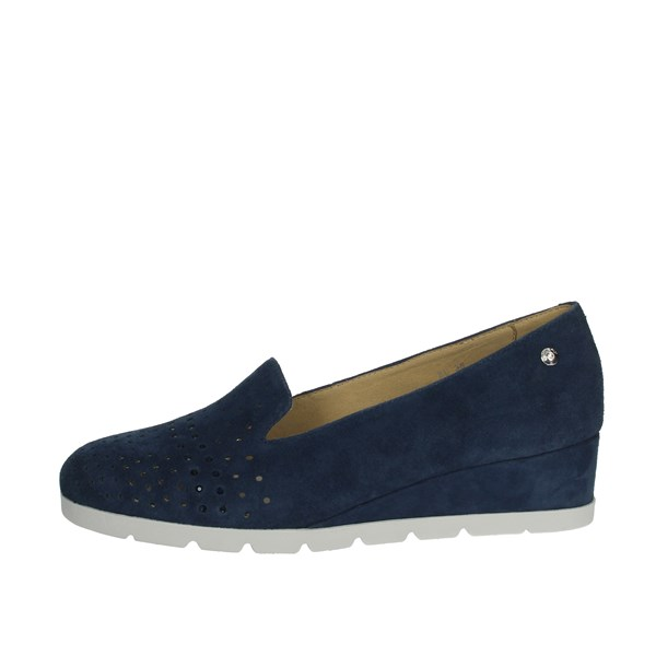 Stonefly Shoes Loafers Blue 210839