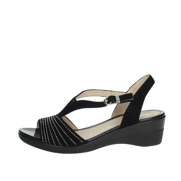 Stonefly Shoes Sandal Black 210846