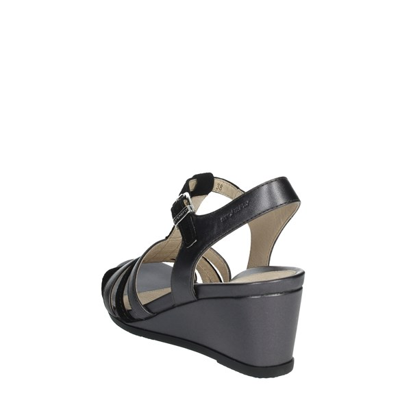 Stonefly Shoes Sandal Black 210850
