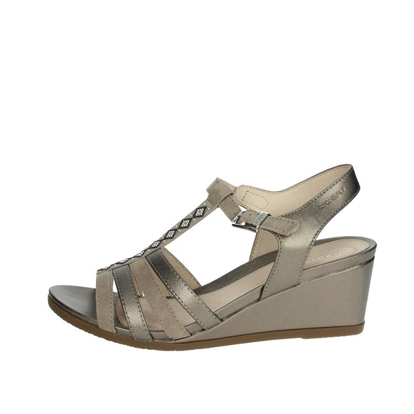 Stonefly Shoes Sandals Bronze  210850
