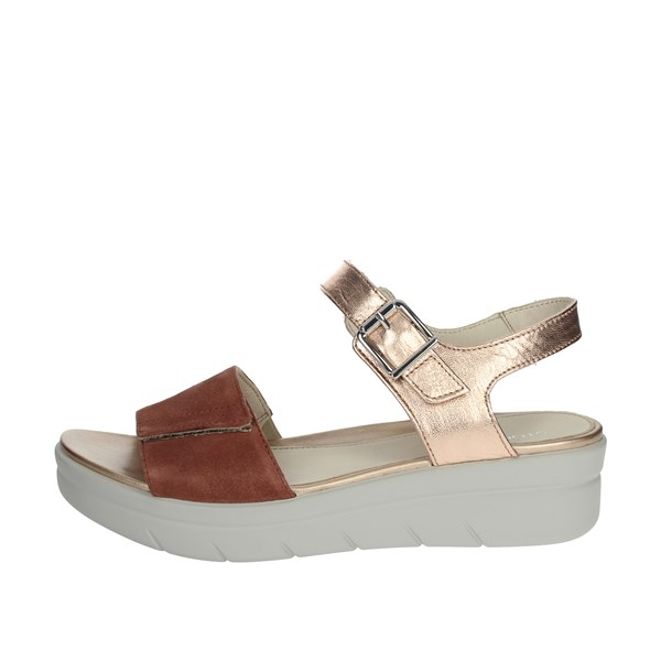 Stonefly Shoes Sandals Light dusty pink 108233