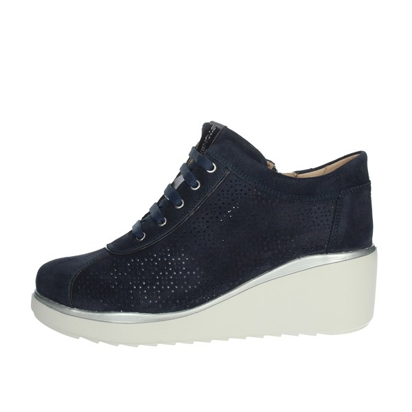 Stonefly Shoes Sneakers Blue 210821