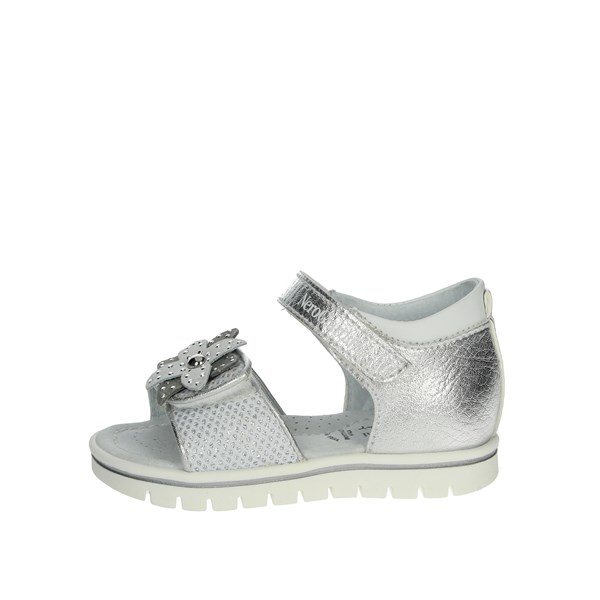 Nero Giardini Shoes Sandals Silver P921100F