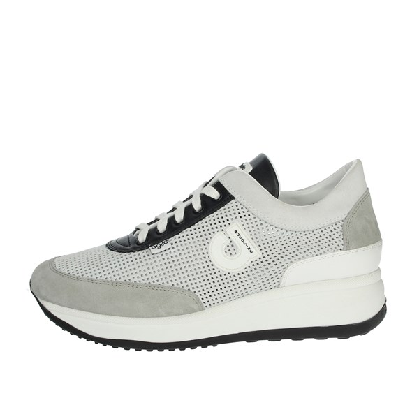 Agile By Rucoline  Shoes Sneakers White/Black 1304