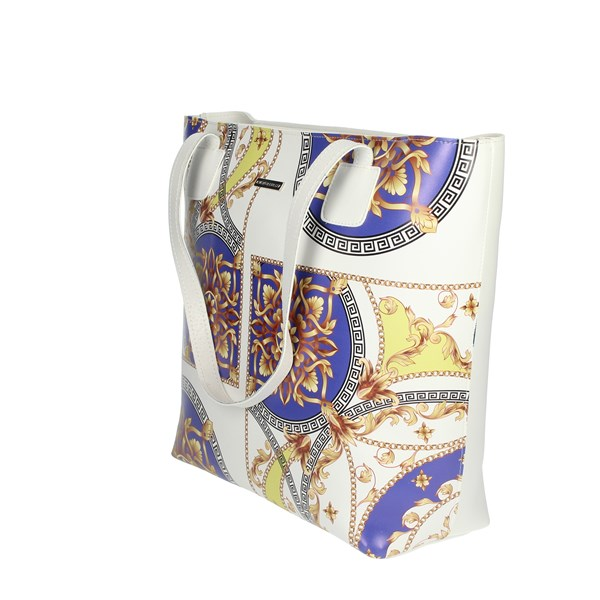 Alviero Rodriguez Accessories Bags White SHOPPER