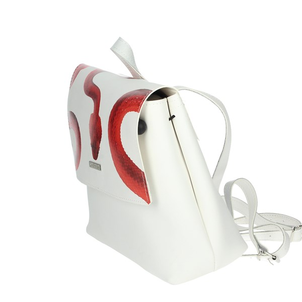Alviero Rodriguez Accessories Backpacks White ZAINETTO