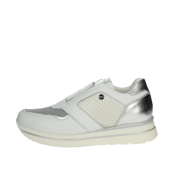 Keys Shoes Sneakers White 5525