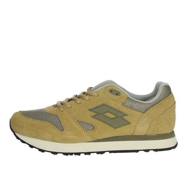 Lotto Shoes Sneakers Mustard 210670
